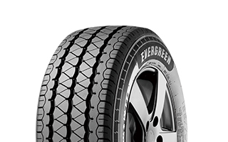 Evergreen tire specially designed commercial tire for commercial light truck minivan and minibus provides outstanding handling on wet surfaces and excellent high speed mozeypictures Images